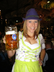 Mass at Hofbrau