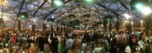 Hofbrauhaus Tent