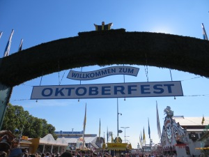 Welcome to Oktoberfest