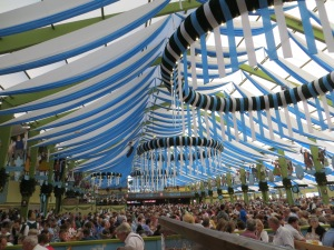 Inside of Spatenbräu-Festhalle