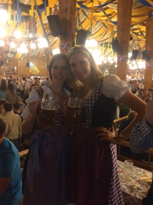 Traditional Dirndl's