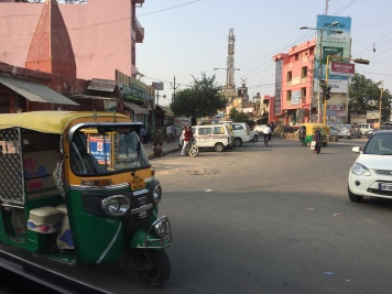Streets of Agra